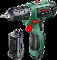 Шуруповерт аккумуляторный Bosch EasyDrill 1200 (06039A210B)