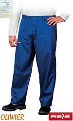 Защитные брюки на лямках типа Oliwier SOP N