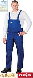 Защитные брюки на лямках типа Oliwier SO N