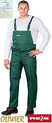 Защитные брюки на лямках типа Oliwier SO Z