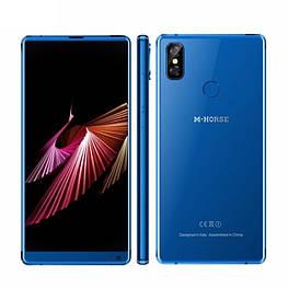 Смартфон M-HORSE Pure 2 Blue 4/64gb 3800 мАч MT6750T