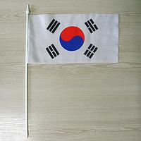"Флажок ""Южная Корея"" | Флажки Азии |"