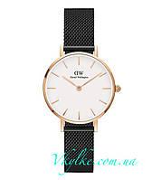 Женские часы DANIEL WELLINGTON ASHFIELD white display