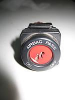 Кнопка Airbag 96391980ZL б/у на Citroen Berlingo, Peugeot Partner год 1996-2008