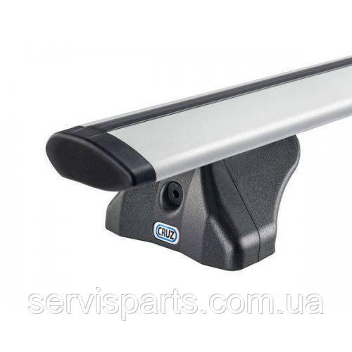 Багажник на интегрированные рейлинги крыши Citroen C4 Grand Picasso 2013-