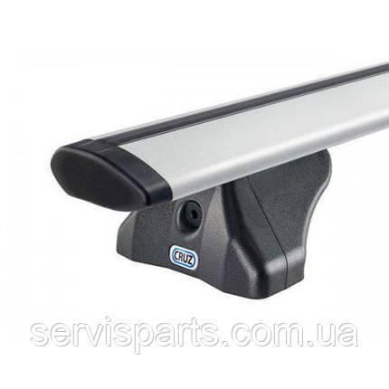 Багажник на интегрированные рейлинги крыши Citroen C4 Grand Picasso 2013-, фото 2