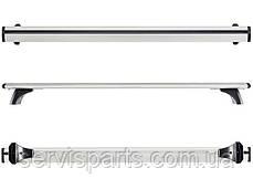 Багажник на интегрированные рейлинги крыши Citroen C4 Grand Picasso 2013-, фото 3