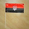 """Флажок украинский """"УПА"""""""