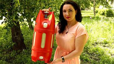 Газовый баллон Safegas 12 литров