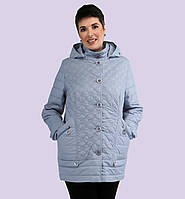 Женская демисезонная куртка. Модель 160. Размеры 62-64