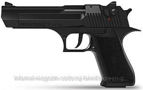 Пистолет стартовый (сигнальный) Retay Eagle-X (black)