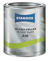 HS грунт-наполнитель STANDOX U7010 серый + отвердитель (3,5л+1л)