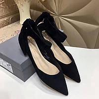 Туфли с острым носком Dior