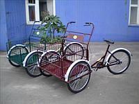 Велорикша грузовая