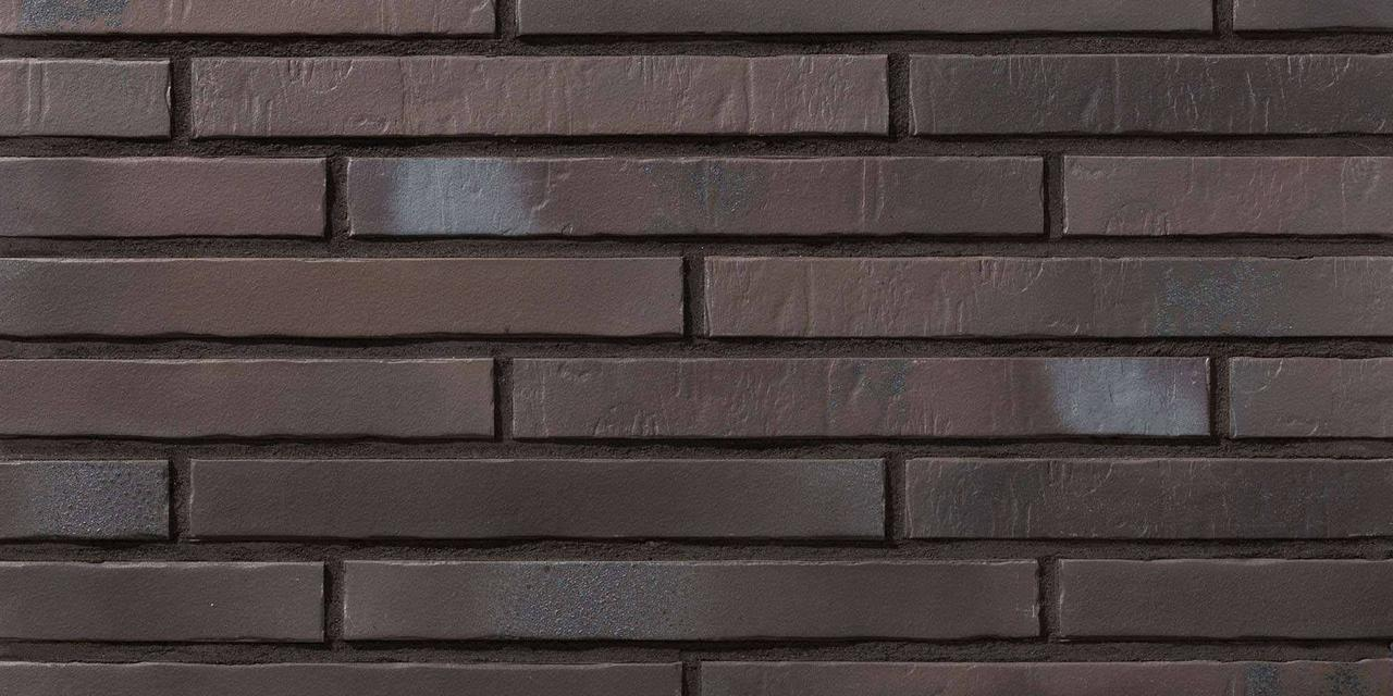 Клинкерная плитка Stroeher Glanzstueck №1, DF Longformat 440х52х14