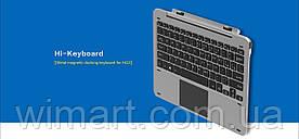 Клавіатура для планшета Chuwi Hi12 з російсько-українськими літерами. Оригінальна.