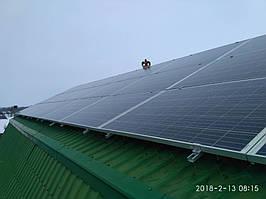Солнечные панели JA SOLAR JAP6 60-265 W