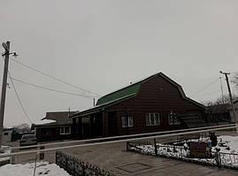 Солнечная электростанция на скатной крыше