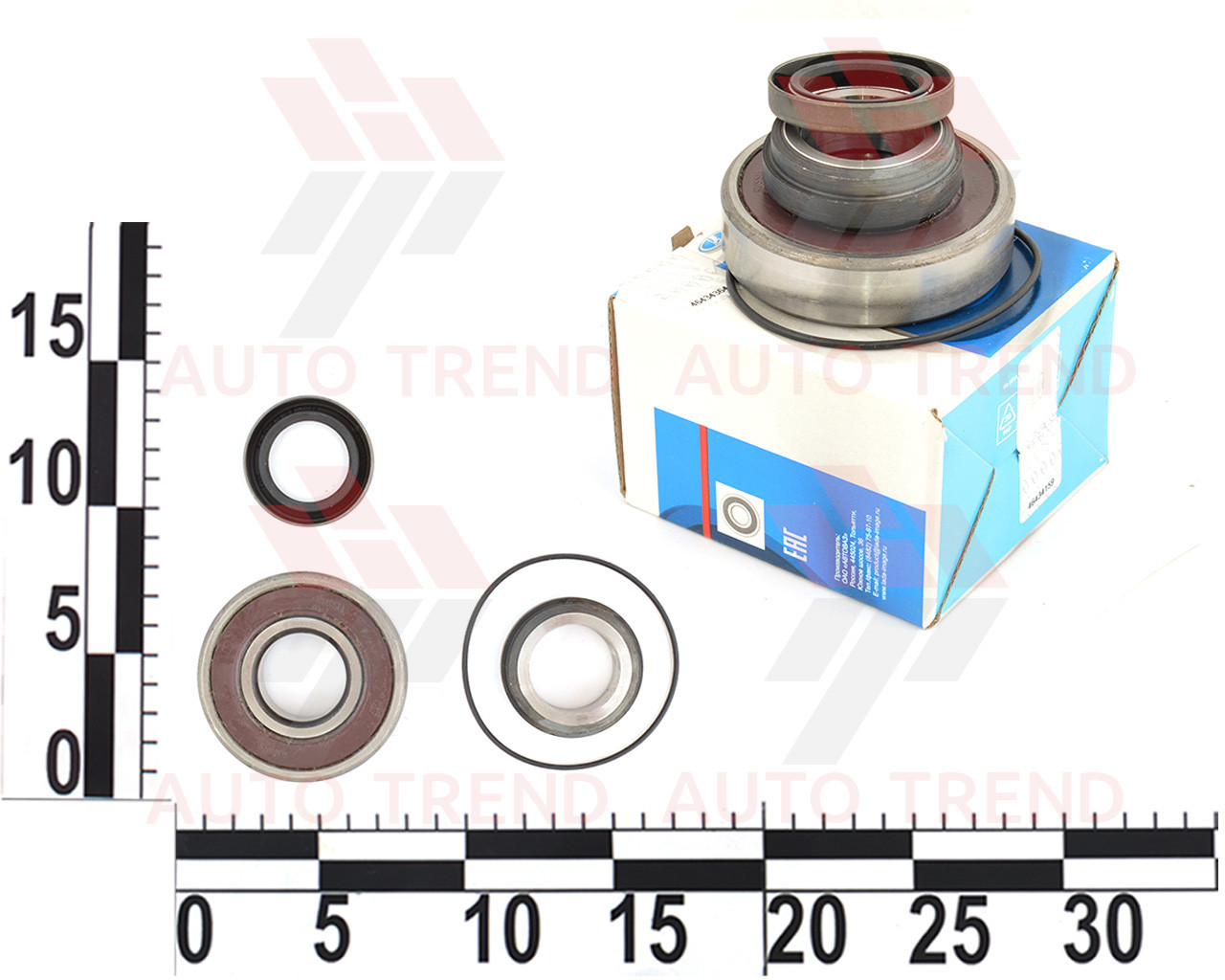 Ремкомплект полуоси ВАЗ 2101-2107