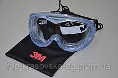 Очки защитные 3М Fahrenheit (71360-00011M)