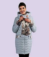 Женская демисезонная куртка. Модель 162. Размеры 62-64 64
