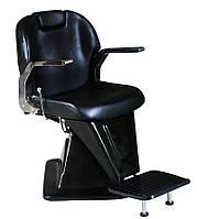 Парикмахерское кресло Barber Steel, фото 1