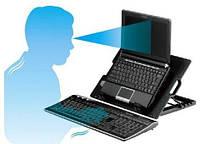 Подставка для охлаждения ноутбуков и нетбуков, Cooler Pad ErgoStand LX-928