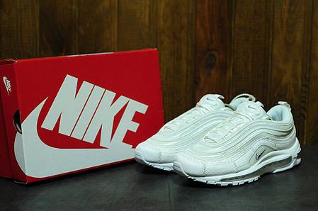 Кроссовки мужские Nike Air Max 97  CR7 белые топ реплика , фото 2