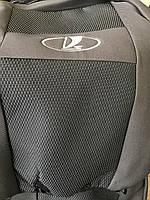 Чехол сиденья Lada Samara 21099 / 2115 LUX  4 подголовника