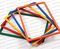 Рамка для ценника формата А6 (плакатная пластиковая рамка)