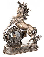 Каминные часы Veronese Конь 76235A1