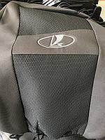 Авто чехлы  Lada Калина 2118 2004-2011 (sedan)  2 подголовника