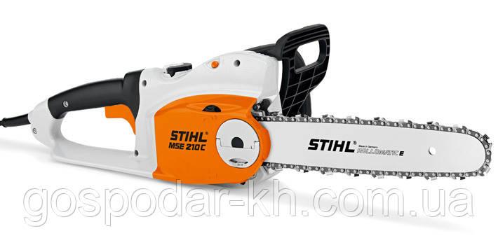 Електропила Stihl MSE 210 С-BQ