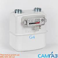 Счетчик газа Самгаз G4 RS/2001-2P (газовые счетчики Самгаз) лічильники Samgas