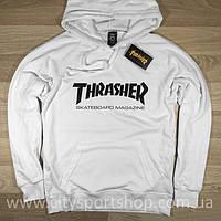 Толстовка с принтом Thrasher Skate Magaz Ориг Бирка  мужская толстовка с пикой