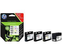 Картридж HP No. 933XL OfficeJet 4 шт