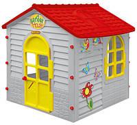 Детский игровой домик Mochtoys 11156 серый, фото 1