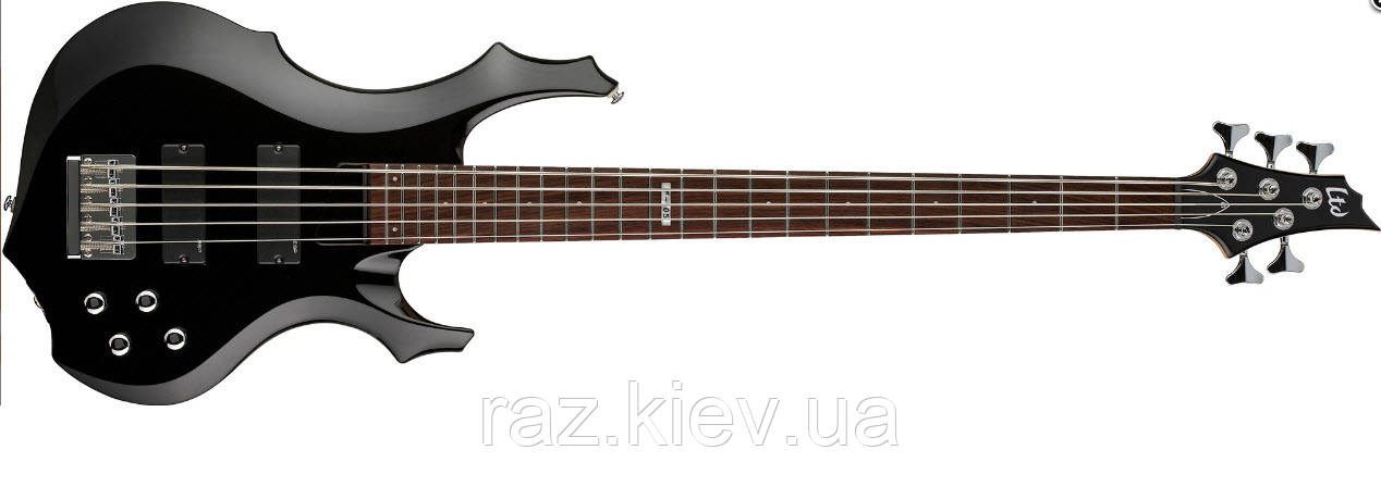 Бас-гитара 5-струнная LTD F105 (BLK)