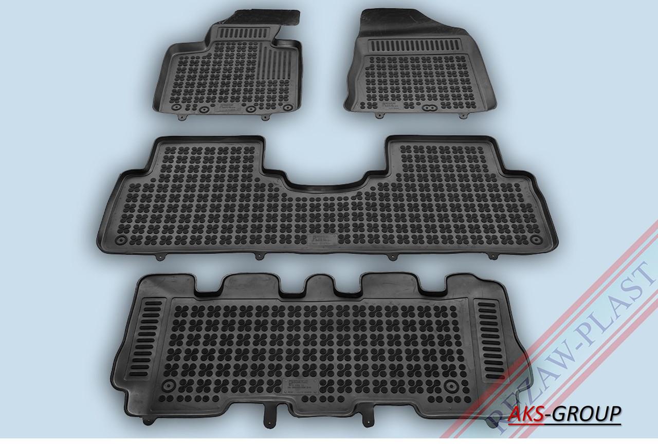 Ковры салона KIA Sorento III 2015- Rezaw-Plast 201019