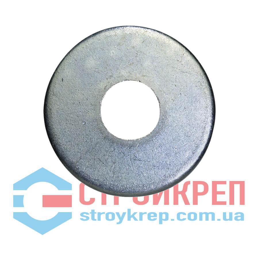 Шайба плоская увеличенная DIN 440, М6х22х2
