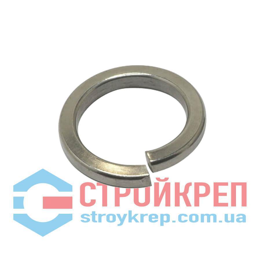 Шайба пружинная (гровер) DIN 127, М10