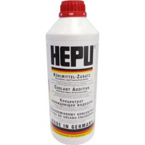 Антифриз концентрат красный G12 Hepu P999 (1,5л)