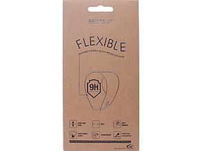 """Пленка-силикон """"XP-thik"""" Flexible Full Cover Samsung J3 2017 (J330)"""