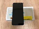 Дисплей на Samsung A530 Galaxy A8(2018) Чёрный(Black),GH97-21406A, Super AMOLED!, фото 3