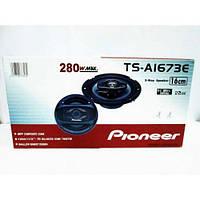 Автомобильные колонки Pioneer TS-1673