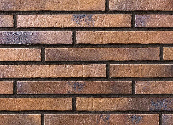 Клинкерная плитка Stroeher Glanzstueck №5, DF Longformat 440х52х14