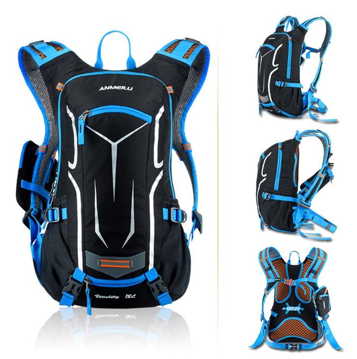 Спортивный универсальный рюкзак LIXADA ANMEILU 18L