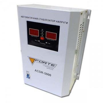 Cтабилизатор напряжения FORTE ACDR 5kVa