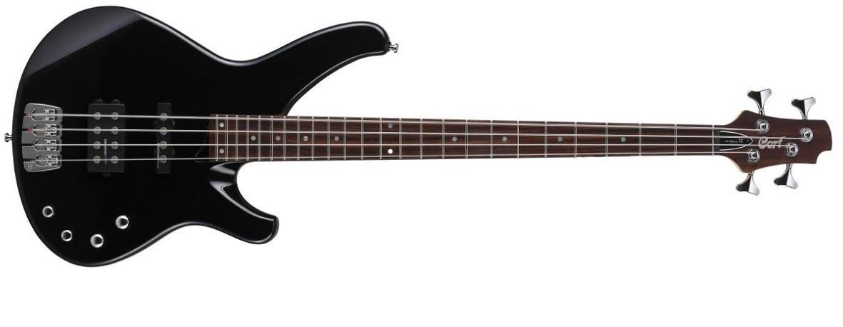 Бас-гитара CORT ARONA 4 (BK)