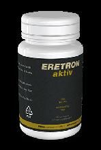 Eretron Aktiv (Эретрон Актив) - капсули для потенції. Ціна виробника. Фірмовий магазин.